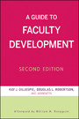 A Guide to Faculty Development