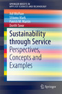 Sustainability through Service - Perspectives, Concepts and Examples